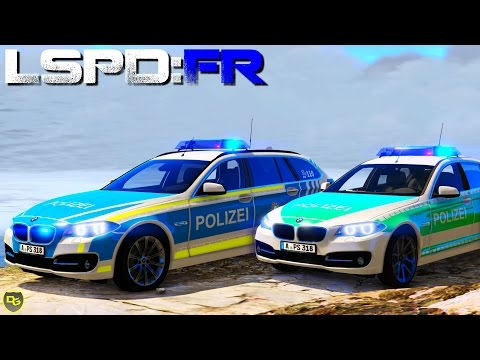 GTA 5 LSPD:FR #099 - Der GROSSE BRUDER! - Deutsch - Grand Theft Auto 5 LSPD First Response