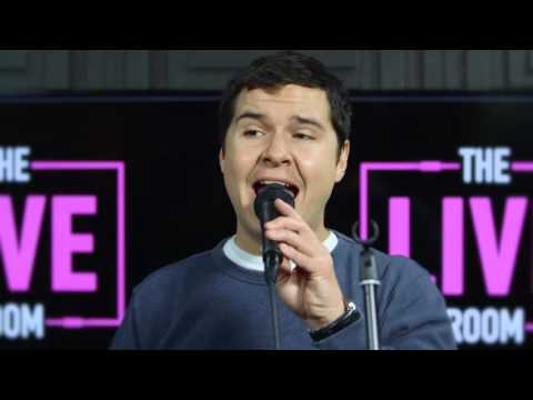Lukas Graham covers 'Valarie' in SPIN1038's Live Room