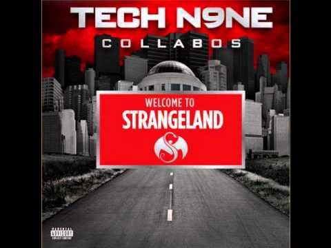 Tech N9ne - Unfair Ft. Krizz Kaliko, Ubiquitous & Godemis