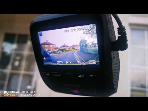 MELCAM Dash Cam With Free 32GB SD Card - Unboxing And Review