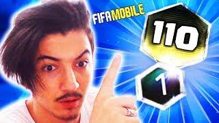 EN BÜYÜK DERECELİ OYUNCUM !!! İLK DEFA CANLI YAYINDA !!! Fifa Mobile