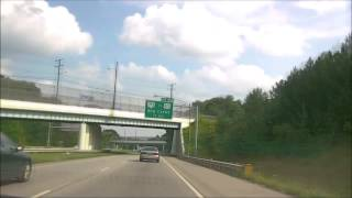 Youngstown, Ohio Freeway Tour