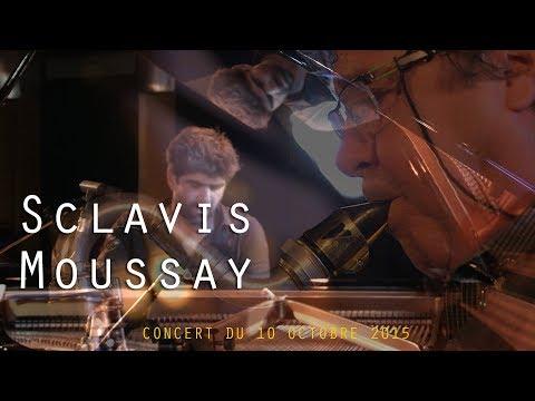 Benjamin Moussay & Louis Sclavis - La VOD du Triton