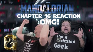 Mandalorian Chapter 16 Reaction