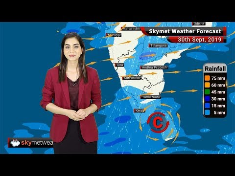 Weather Forecast Sept 30: Flooding rains to continue in Bihar and Uttar Pradesh