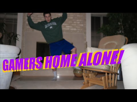 When Gamers are Home Alone