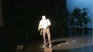 "2010 Chandler Senior Variety Show - ""My Way"" by Jesse Washington"