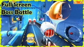 Despicable Me Minion Rush Vector Boss 3 Star Gameplay Level 20 25 Full Screen