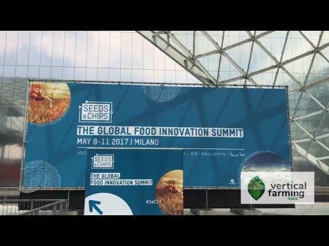 Vertical Farming Italia @Seeds&Chips 2017, pt 1