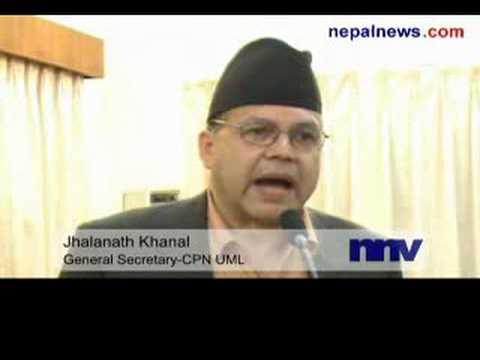 Socialists around the world should unite: Khanal