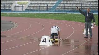 Armando Manoku 400M Hurdles