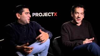 Projekt X - Wywiad: Todd Phillips i Nima Nourizadeh