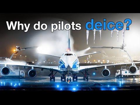 Why do PILOTS DEICE? Explained by CAPTAIN JOE