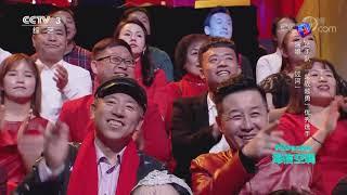 [越战越勇]《过河》 演唱:罗艺恒 李百可 月亮 英勇 桑迪| CCTV综艺