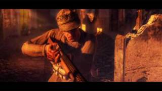 Call of Duty:World at War Map Pack 1 Zombie Verruckt Trailer (edited)