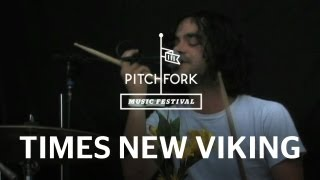 Times New Viking - Teen Drama - Pitchfork Music Festival 2008