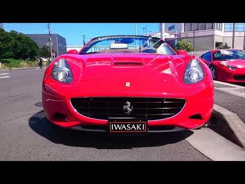Ferrari California 30!! フェラーリカリフォルニア30!!クライスジーク パワークラフト テックアート エキゾースト http://www.iwasaki-inc.co.jp/