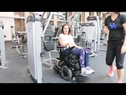 Adaptive Gym Equipment