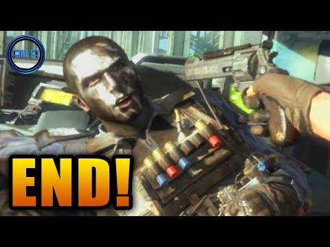 Call of Duty: Ghosts Walkthrough Part 18 END!  Campaign Mission 18 THE GHOST KILLER COD Ghost