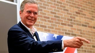 Jeb Bush Aims for Studly, Lands On Sad