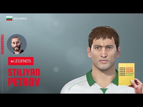 Stiliyan Petrov Face