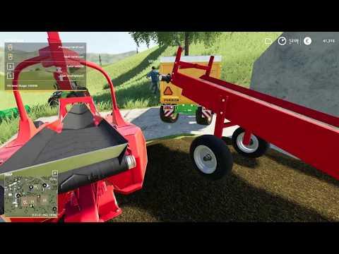 GRÄSLIGT VÄRRE | Farming Simulator 19