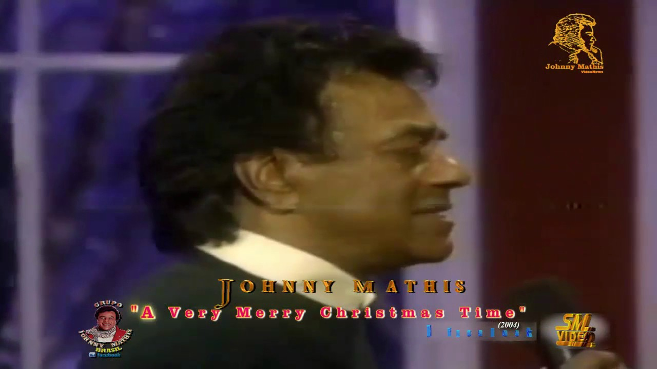Johnny Mathis - A Very Merry Christmas Time (2004) - YouTube