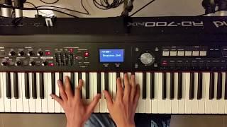 อิ่มอุ่น Piano cover by Bellpianopop ^ ^