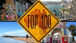 100 COSE DA FARE IN AUSTRALIA pt.1