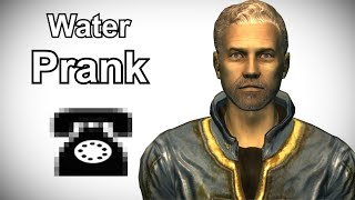 Dad Calls Water Treatment Plants - Fallout 3 Prank Call