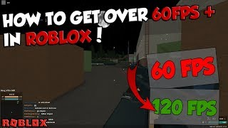 How to REMOVE the 60 FPS CAP [Easy] ! Roblox Tutorial