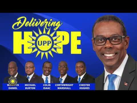 Hon. Harold Lovell - General Election Message 2018