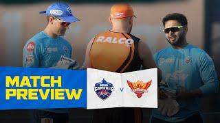 Delhi Capitals vs Sunrisers Hyderabad | Match Preview