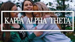 KAPPA ALPHA THETA // Washington State University Recruitment Video 2017