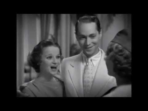 Dancing Lady (1933) May Robson , Franchot Tone , Joan Crawford. scene
