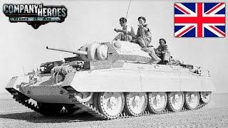 Company of Heroes - Europe at War #2 [Камни и песок]