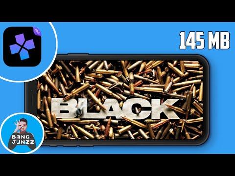 Cuma 145MB!! Game Black PS2 Ukuran Kecil Di Android [DamonPS2]