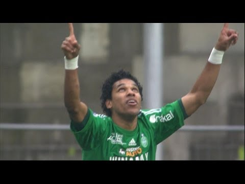 But BRANDAO (9') - AS Saint-Etienne - SC Bastia (3-0 / 2012-13