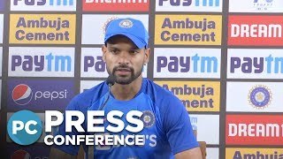 Four-five failures don't bother me: Dhawan