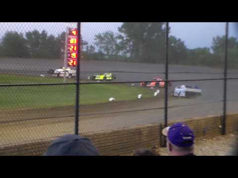 Modified Bmain 2 @ Marshalltown Speedway 06/06/17