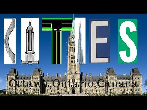 CITIES-  Ottawa,Ontario,Canada