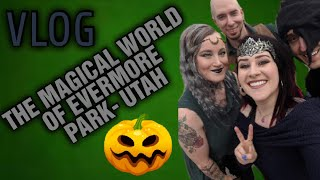 Evermore Park Vlog- First time in Utah