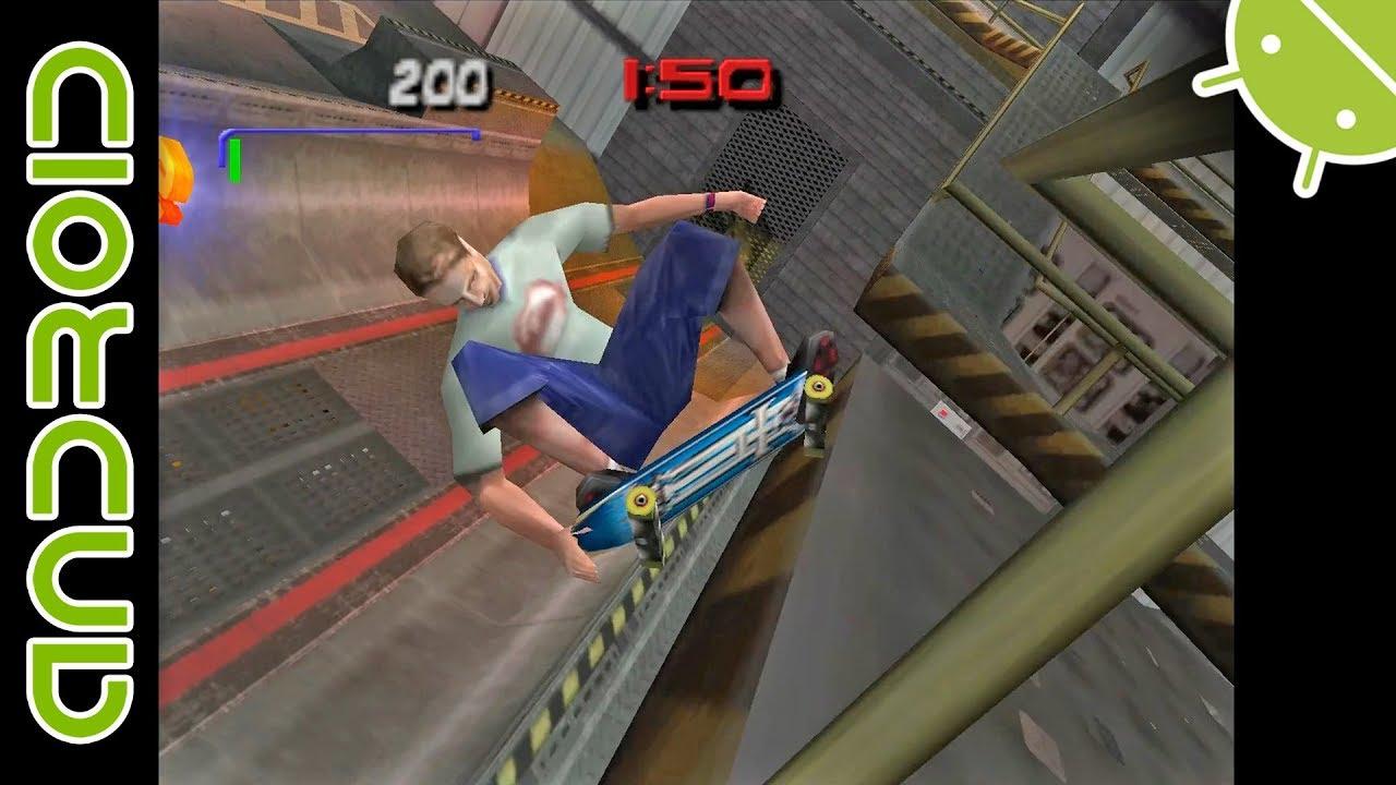 Tony Hawk's Pro Skater 3   NVIDIA SHIELD Android TV   Mupen64Plus FZ