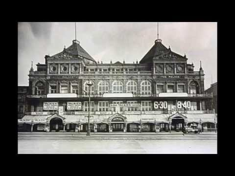 """When Lights Are Low in Cairo - Will Hurst's Band (at """"The Palace"""" Blackpool)"""
