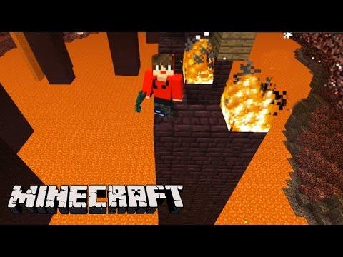 Minecraft: EQUIPE SURVIVAL - O NOVO TEMPLO no NETHER - PERIGO!!! #92