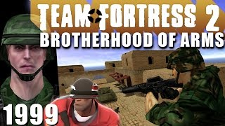 GameStar Preview - TF2 Brotherhood of Arms (1999) Translation for TF Wiki