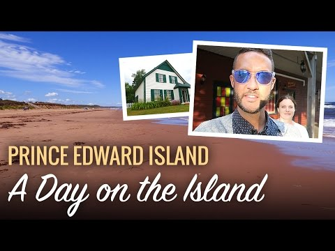 PRINCE EDWARD ISLAND in a Day