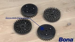 Bona FlexiSand 1.9 NEB Brushing System
