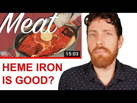 Meat: Grows the Brain or Rusts the Body? What I've Learned Response