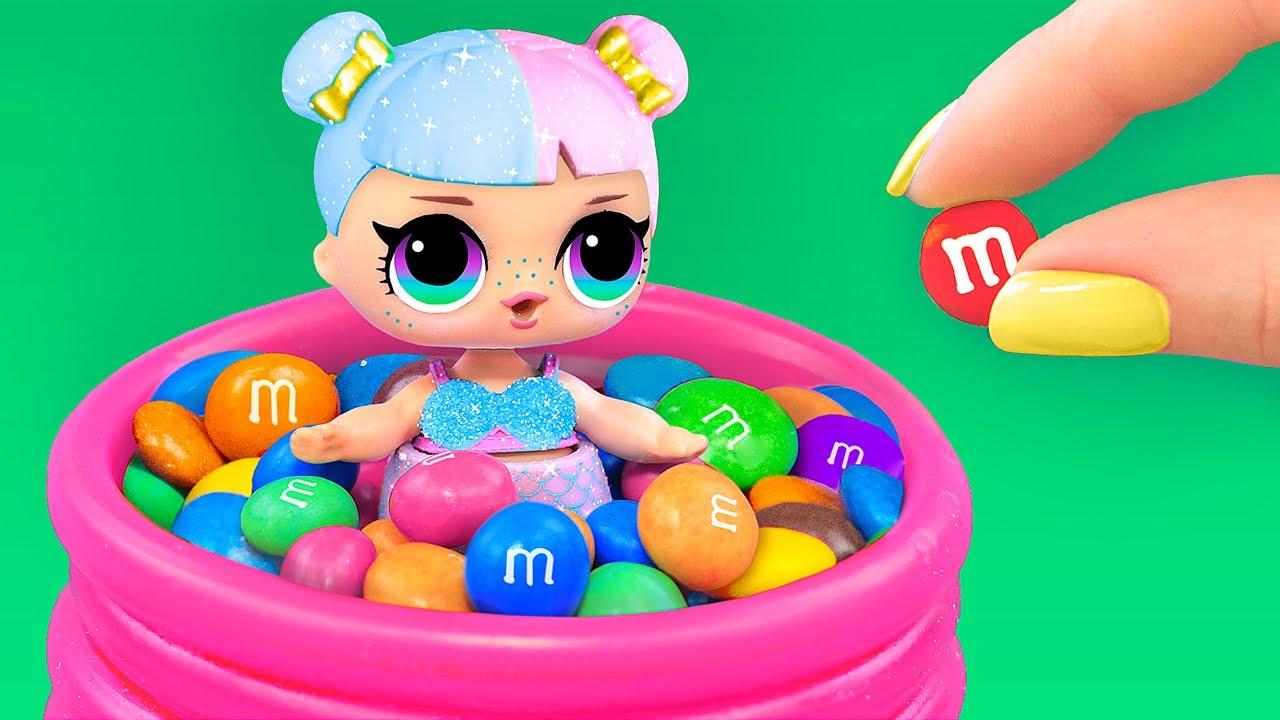 Thế Giới Kẹo Ngọt Mini / 9 Ý Tưởng DIY